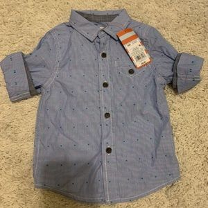 NWT 18mo button up